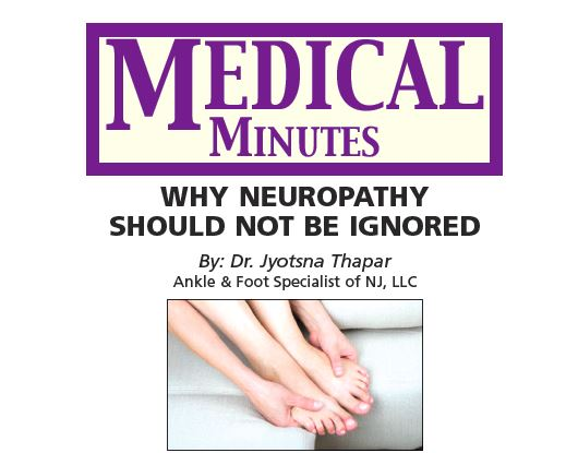 Why Neuropathy Should Not Be Ignored