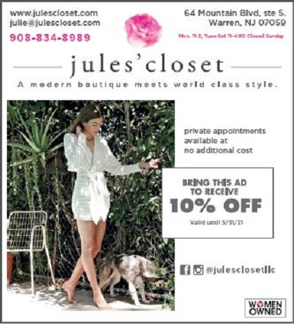 Jules Closet