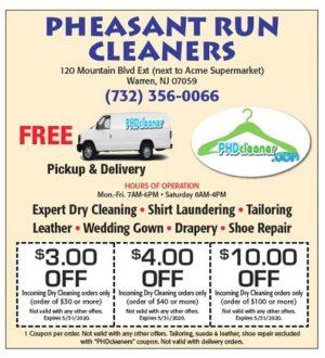 Pheasant Run Cleaners