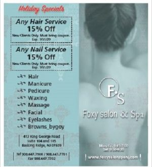 Foxy Salon & Spa