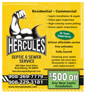 Hercules Septic & Sewer Service