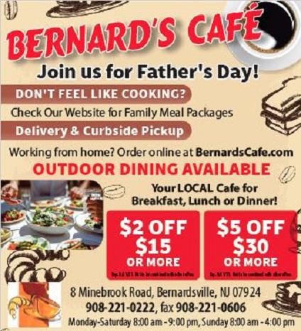 Bernard's Cafe