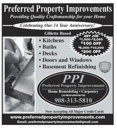 Preferred Property Improvements