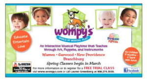 Wompy's World of Musical Play