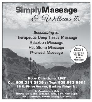 Simply Massage & Wellness LLC