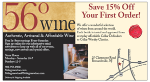 56 Degree Wine