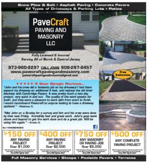 PaveCraft Paving & Masonry