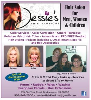 Jessie's Hair Illusions