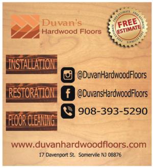 Duvan's Hardwood Floors
