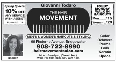 Hair Movement