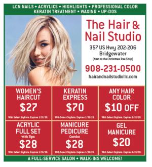 Hair & Nail Studio