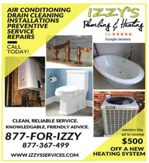 Izzy's Plumbing & Heating