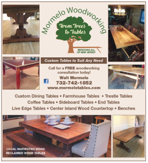 Mormelo Woodworking