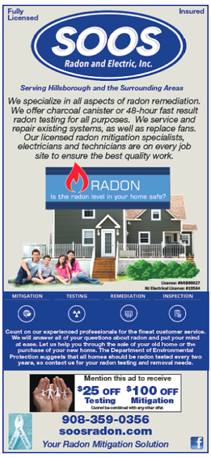 Soos Radon & Electric, Inc.