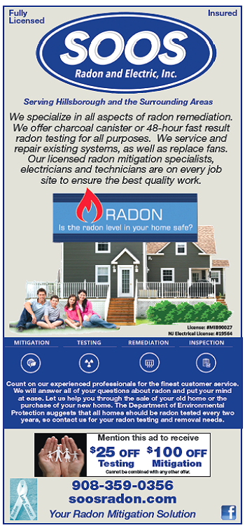Soos Radon & Electric, Inc.