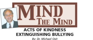 Acts of Kindness – Extinguishing Bullying