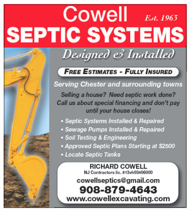 Cowell Septic Systems