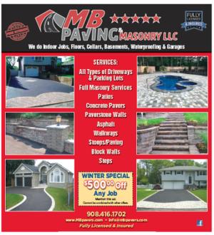 MB Paving & Masonry, LLC