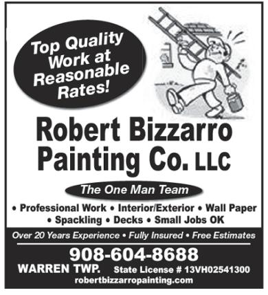 Robert Bizzarro Painting