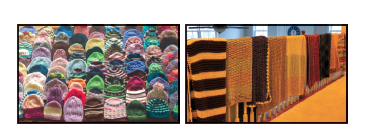 Knit Crochet with Love | The Connections Magazines | New Jersey