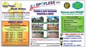 A-1 Spotless, Inc.