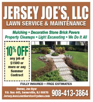 Jersey Joe's Lawn Services & Maintenance