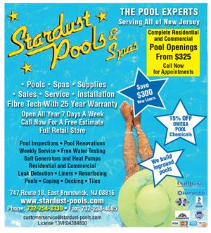 Stardust Pools & Spa