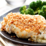 Longhorn-Style Parmesan-Crusted Chicken