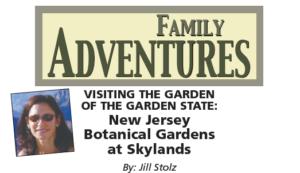 Visiting the Garden of the Garden State: New Jersey Botanical Gardens at Skylands