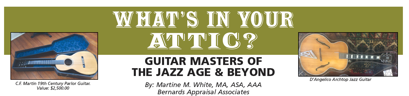 Guitar Masters of the Jazz Age & Beyond