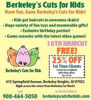 Berkeley's Cuts for Kids
