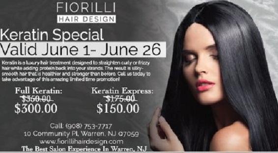 Fiorilli's Hair Design
