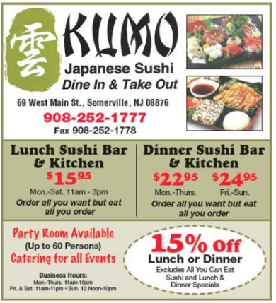 Kumo Japanese Sushi