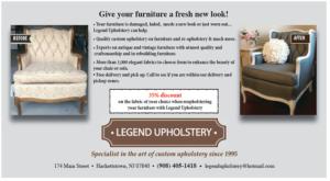 Legend Upholstery