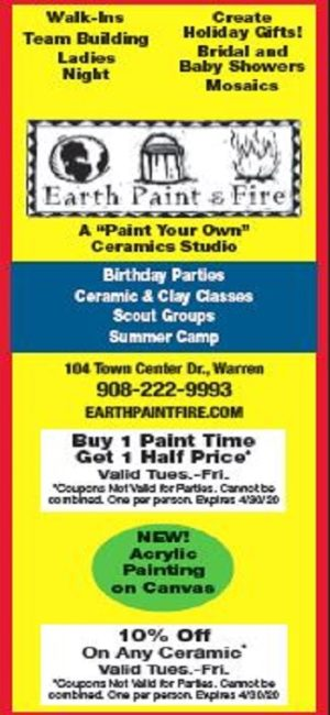 Earth Paint & Fire
