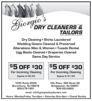 Giorgio's Dry Cleaners & Tailors