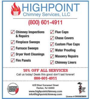 Highpoint Chimney Services, LLC