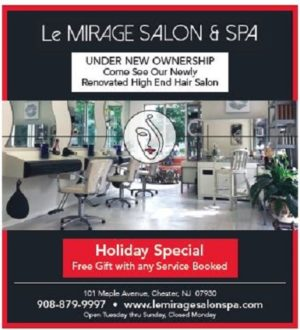 Le Mirage Salon & Spa