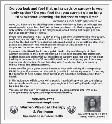 Warren Physical Therapy & Wellness