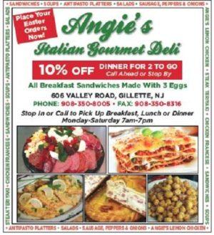 Angie's Italian Gourmet Deli