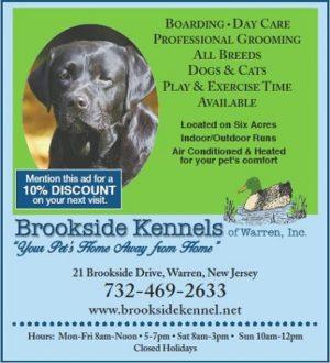 Brookside Kennels of Warren, Inc.