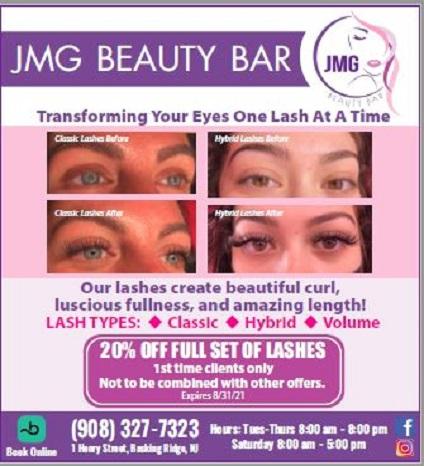JMG Beauty Bar
